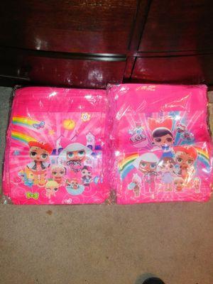 kids Lol Surprise Draw String Bag for Sale in Fresno, CA