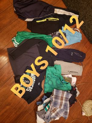 10/12 boys clothes for Sale in Puyallup, WA
