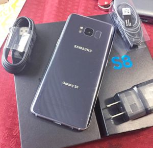"Samsung Galaxy S8 64GB ,,Factory UNLOCKED Excellent CONDITION ""as like nEW"" for Sale in Springfield, VA"