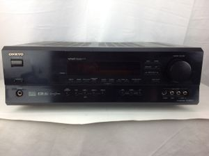 Onkyo 6.1 Channel A/V Stereo Home Theater Receiver WORKS for Sale in Largo, FL