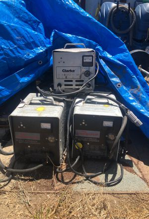 36 Volt battery chargers for Sale in San Diego, CA
