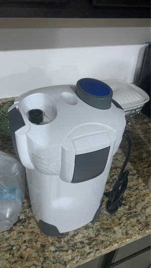 Aquarium filter canister for sell for Sale in Kissimmee, FL