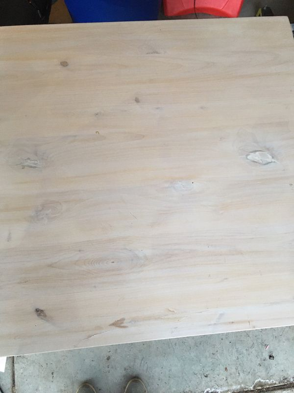 Square dining table sturdy