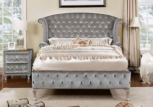 ALZIR Queen bed for Sale in Atlanta, GA