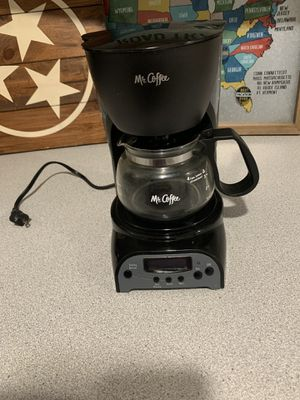 Mr. Coffee/ coffee maker for Sale in Murfreesboro, TN