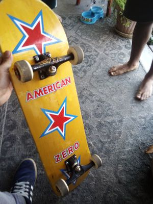 Zero skateboard 8.2(complete) for Sale in Fontana, CA
