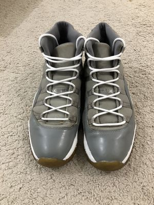 Jordan Cool Gray 11 - Size 13 for Sale in Dallas, TX