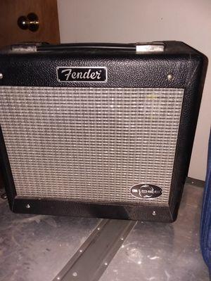 Fender amp Gdec for Sale in Butte, MT