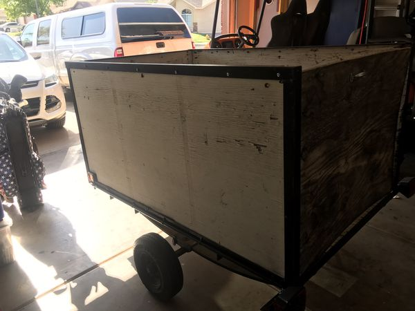 4x6 trailer Free (no title)