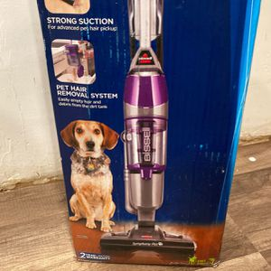 Bissell Symphony pets Brand New In Box Steamer Vaccum for Sale in Staten Island, NY