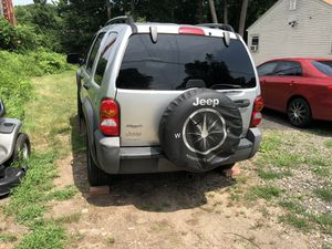 2004 Jeep Liberty 3.7 for Sale in Trumbull, CT