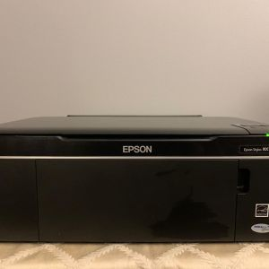 Epson NX130 Stylus All-In-One Color Inkjet Printer for Sale in Lombard, IL
