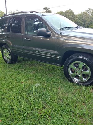 2004 Jeep Grand Cherokee Limited for Sale in Chapel Hill, NC