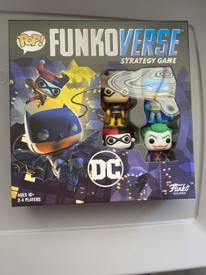 DC Comic Board Game for Sale in Artesia, CA