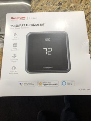 Honeywell T5 Smart Thermostat Wi-Fi for Sale in Dundalk, MD