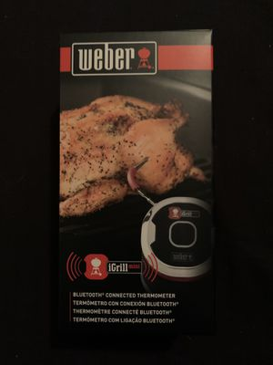 Weber Bluetooth Thermometer for Sale in Temecula, CA