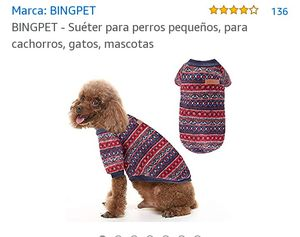 Dog sweater small for Sale in Reedley, CA