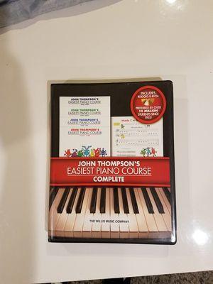 Piano course book for Sale in Newton, MA