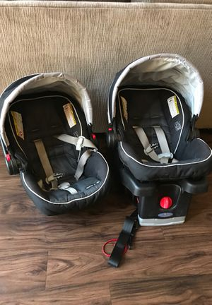 Graco Click Connect Car seats for Sale in Reno, NV