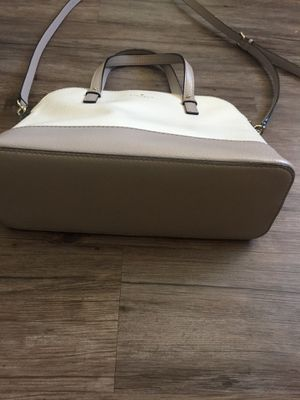 Kate Spade white handbag for Sale in Redlands, CA