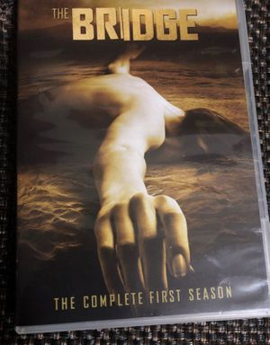 Dvd- serial -THE BRIDGE ( season 1) for Sale in Tamarac, FL