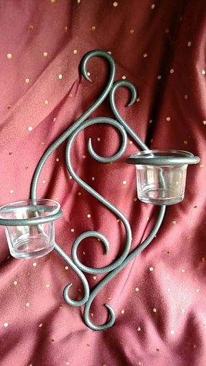 PartyLite candle holder wall sconce for Sale in Largo, FL