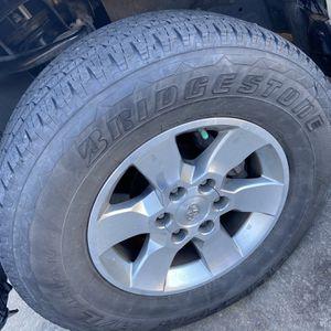 265 70 17 Bridgestone Tires for Sale in Katy, TX