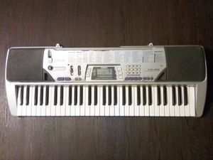 Casio CTK-496 100 Song Bank Keyboard for Sale for Sale in San Jose, CA