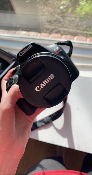 Cannon T6Rebel Camera for Sale in Virginia Beach, VA
