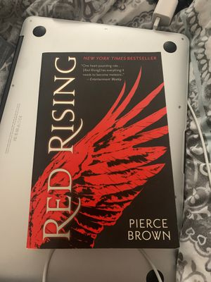 Red rising by pierce brown for Sale in Lynchburg, VA