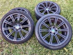BMW M3 Wheels OEM 19 Inch for Sale in Chino Hills, CA