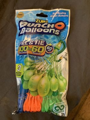 Water balloons for Sale in Kansas City, KS