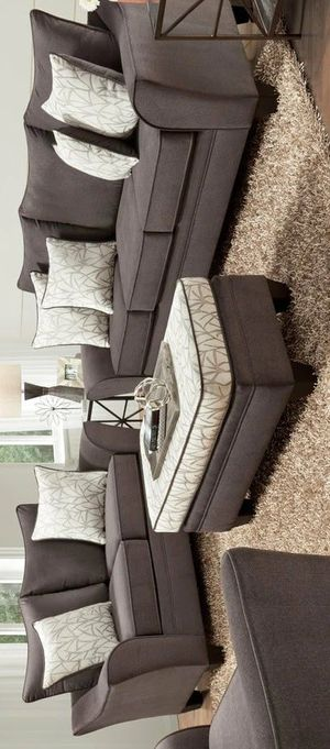 Beverly Sofa and Loveseat without ottoman for Sale in Houston, TX