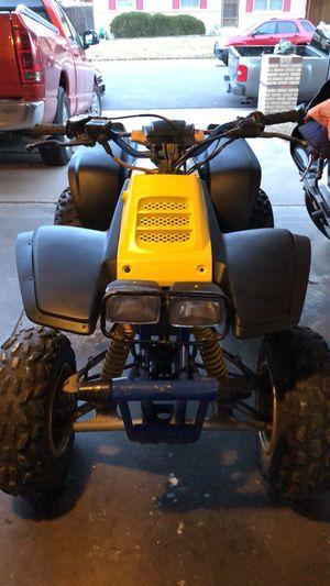 ATV Yamaha Warrior 350cc for Sale in Denver, CO