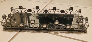 Silver Bling Vanity Over the tank Tray- Perfume Jewelry for Sale in Miami, FL