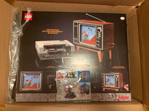 LEGO Nintendo NES with mushroom promo for Sale in Cypress, CA