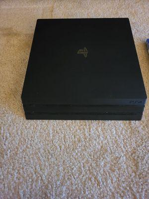 PS4 Pro Bundle for Sale in Alexandria, VA