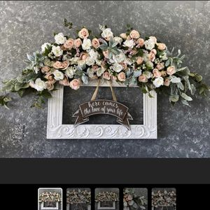 WEDDING FLORAL ARCH for Sale in Burleson, TX