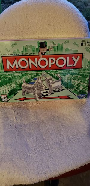 Monopoly board games for Sale in Burlington, WA