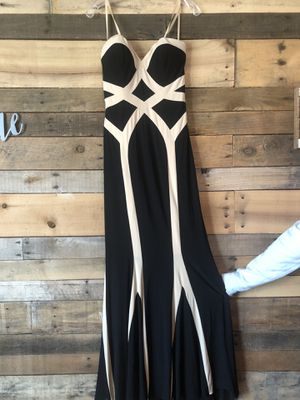 Black and gold prom dress for Sale in Ocean View, DE