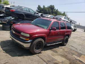2004 TAHOE Z71 PARTING OUT for Sale in Fontana, CA