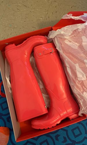 Hunter boots for Sale in Bronx, NY