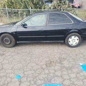 2000 Honda Accord 190k Miles for Sale in Sacramento, CA