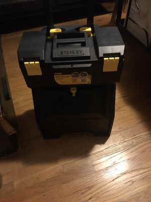 Stanley mobile toolbox (new) for Sale in Boston, MA