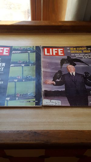 Life Magazine. Alfred Hitchcock. The Warren report. John F Kennedy. for Sale in Akron, OH