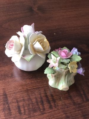 Bone China Flowers for Sale in Everett, WA