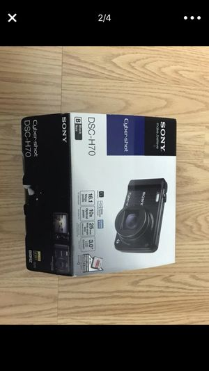 Sony camera for Sale in Hilliard, OH