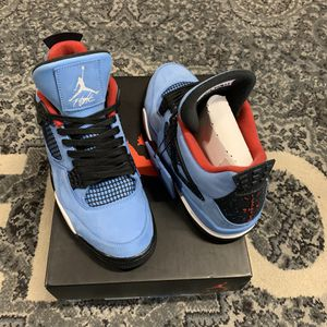 Jordan 4 Travis Scott for Sale in San Diego, CA