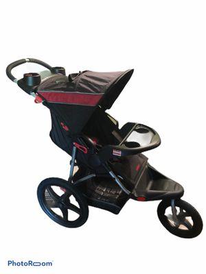 BabyTrend Range Jogging Stroller Foldable All-Terrain 3 Wheel Front Swivel for Sale in Ashland City, TN