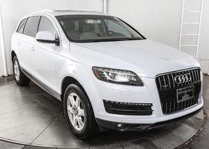 2014 Audi Q7 Quattro Premium Plus! Super clean for Sale in Austin, TX